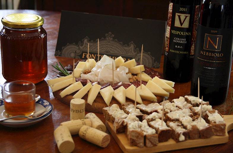 Visita Cantina Fontechiara Pizza e Wine