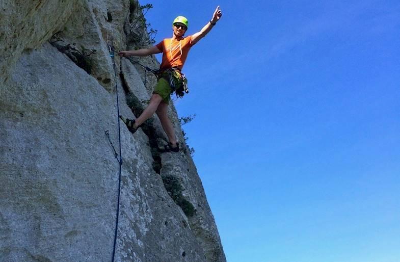 Corso di Arrampicata Sportiva sul Lago di Garda