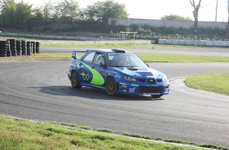 Corso di Guida Sportiva in Subaru a Varano e Adria