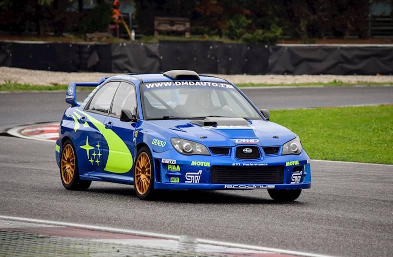 Corso di Guida Sportiva in Subaru su 6 circuiti