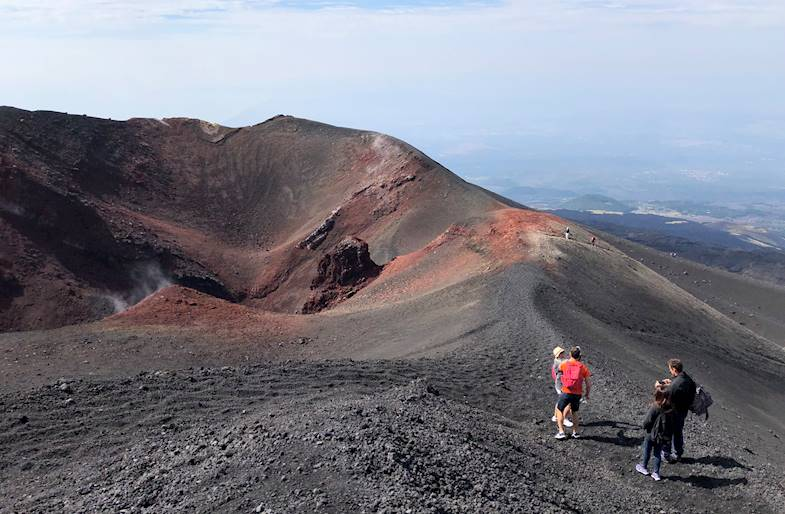 Tour in Jeep sull'Etna
