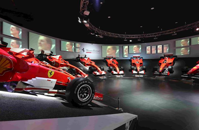 Ferrari Day a Maranello Tour e Test Drive