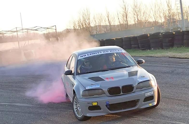 Giri in pista come Copilota su BMW M3 Drift