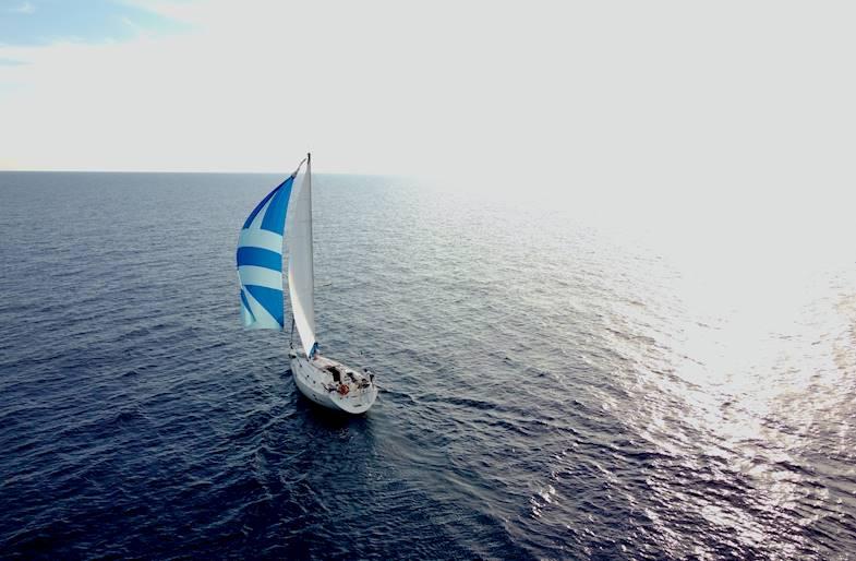 Gita in barca a vela a Rapallo