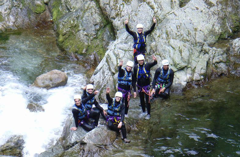 Multisport Valsesia: Rafting, Kayak, Hydrospeed, canyoning