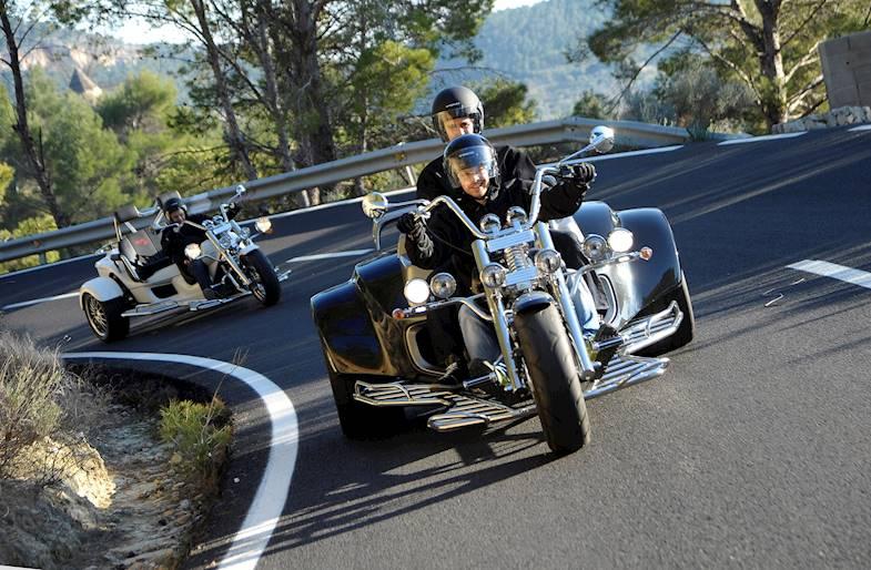 Noleggia un Trike a Verona