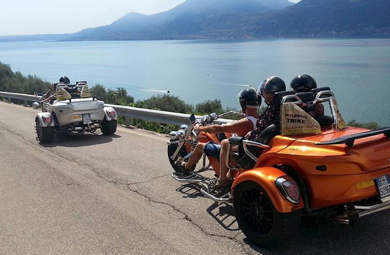 Noleggia un Trike al Lago di Garda