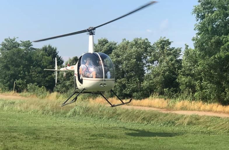 Pilotare un Elicottero a Milano in Lombardia