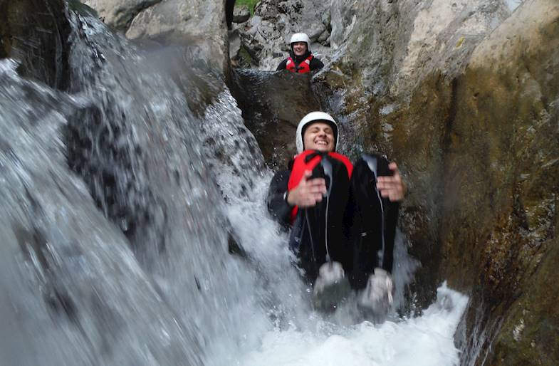 River Trekking a Bagni di Lucca