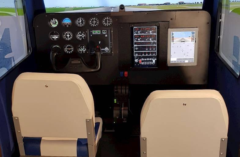 Simulatore di Volo a Como