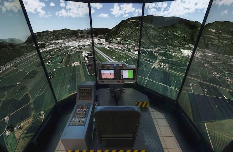 Simulatore di Volo a Padova in Veneto