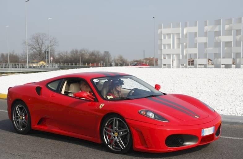 Test Drive su Ferrari F430 a Maranello