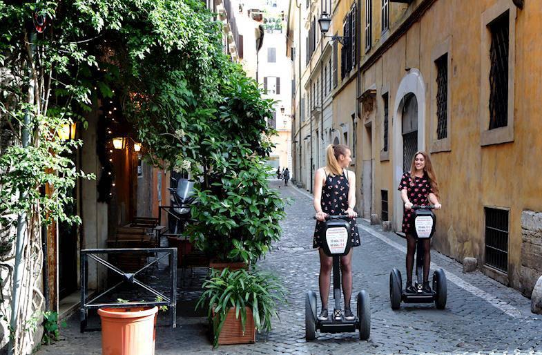 Segway tour a Roma Coupon
