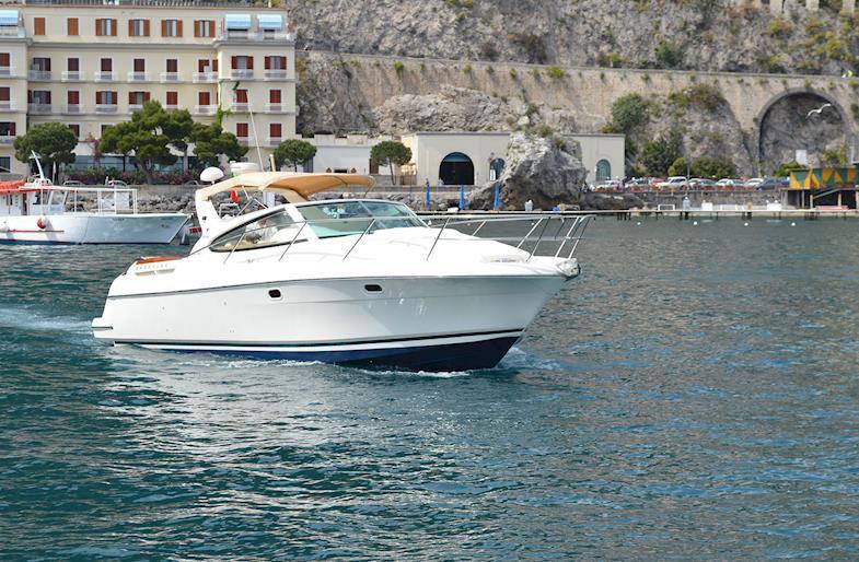 Tour privato in barca da Amalfi a Capri