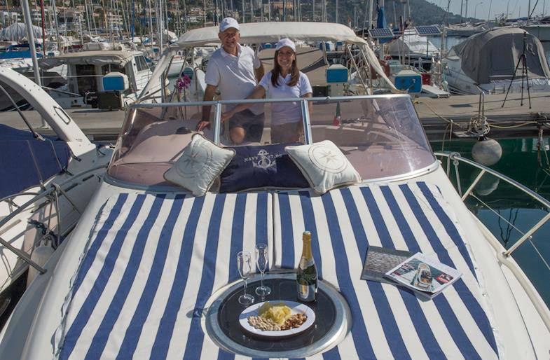 Tour privato in barca in Costa Azzurra